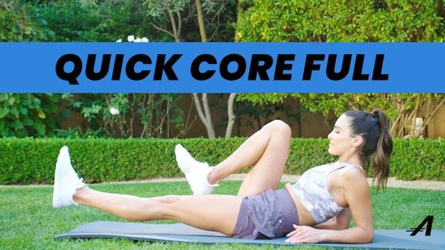 Quick Core: Full Length
