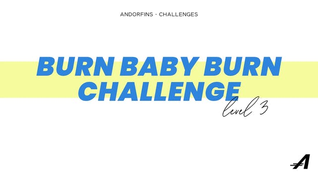 BURN BABY BURN LEVEL 3