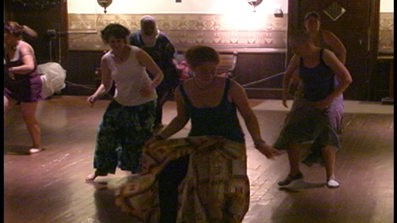 African Dance And Drum