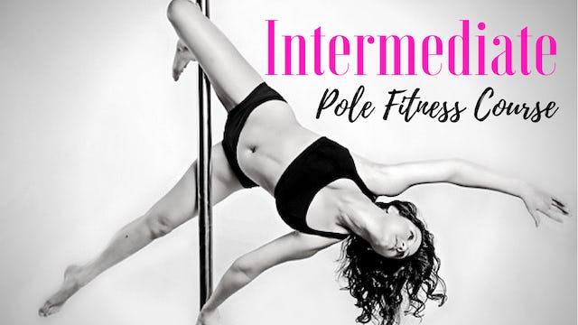 Intermediate Pole Fitness Course