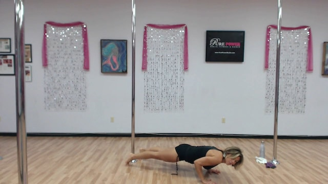 Beginner Pole Series 5