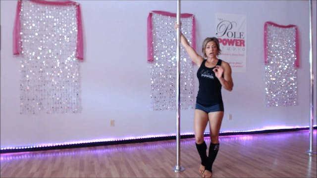 Beginner: Swing & Pirouette With A Di...