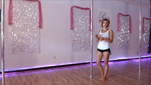 Beginner: Pole Sit Basic
