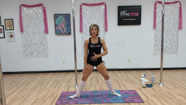 Beginner Pole Series 4