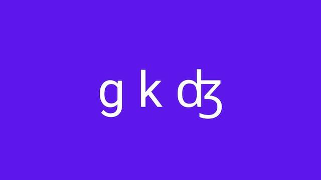 Consonants 6