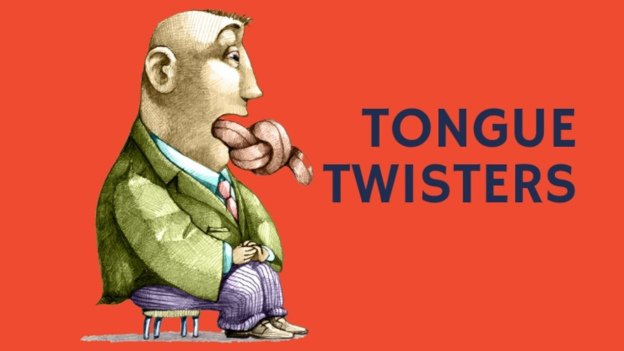 Tongue twisters | Intermediate pronunciation