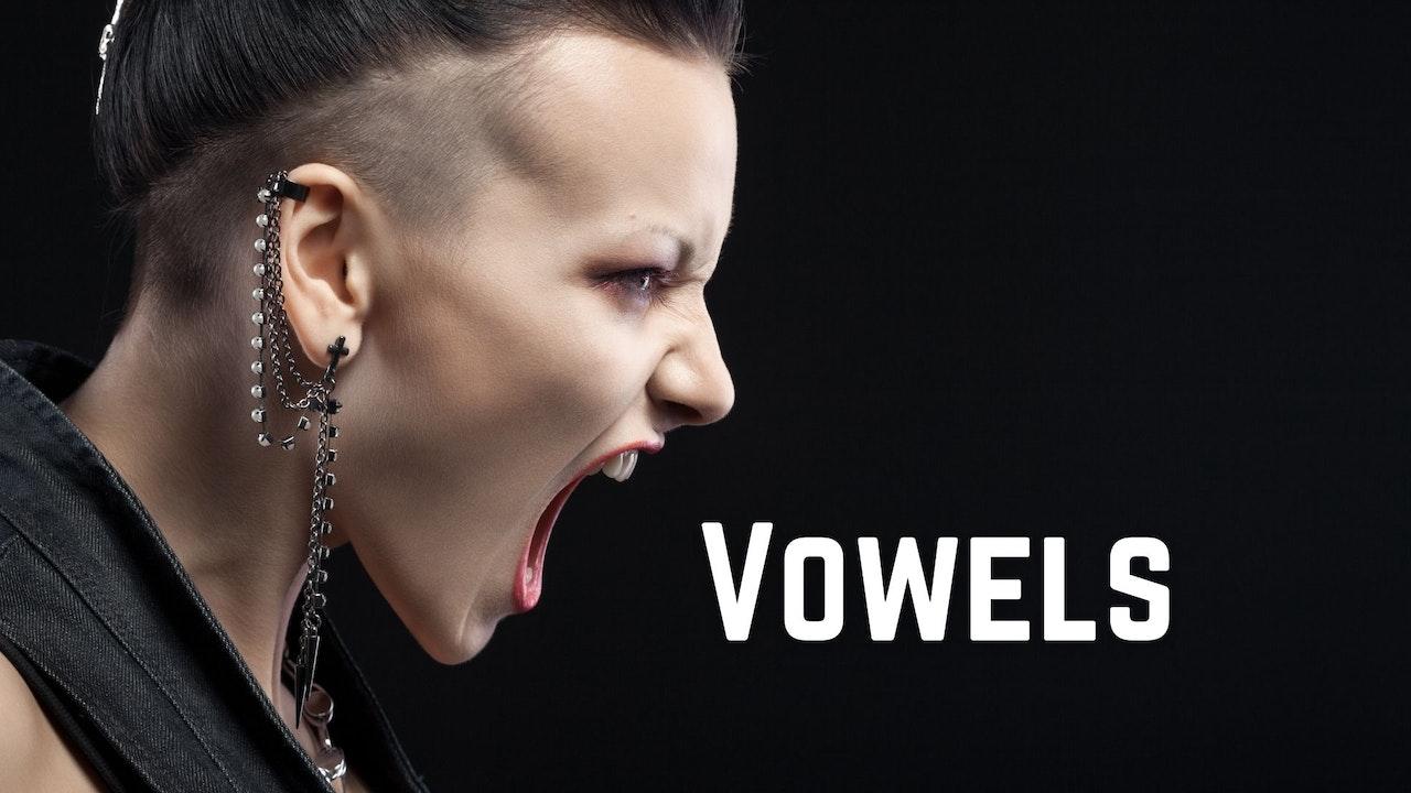Vowels | Pronunciation