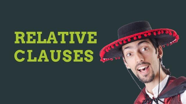 Relative clauses | Grammar