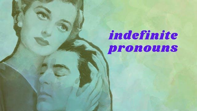 Indefinite pronouns | Elementary grammar