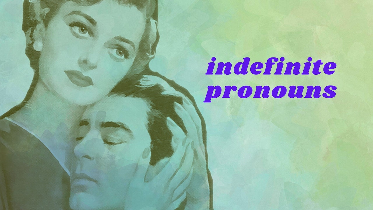 Indefinite pronouns | Elementary grammar
