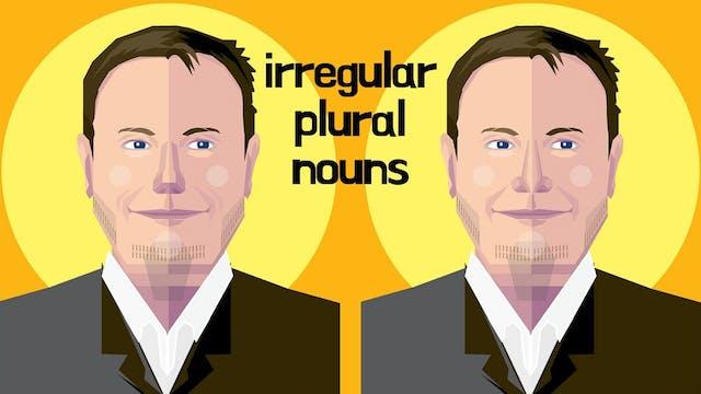 Irregular plural nouns | Elementary grammar