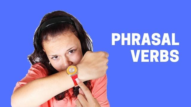 Vocabulary | Phrasal verbs