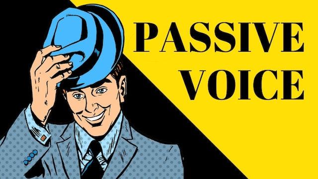 Grammar | Passive voice