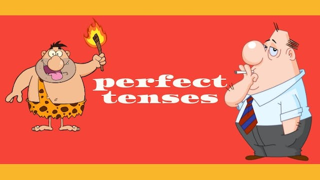 Grammar | Perfect tenses