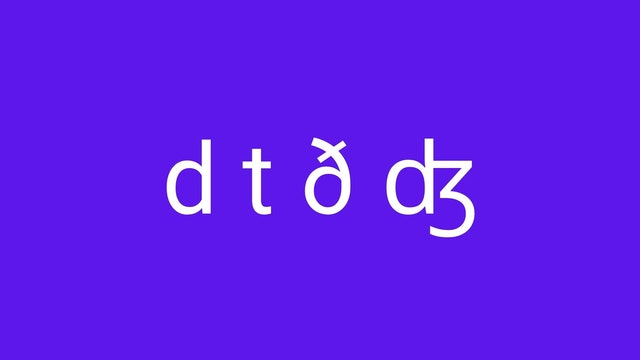 Consonants 2
