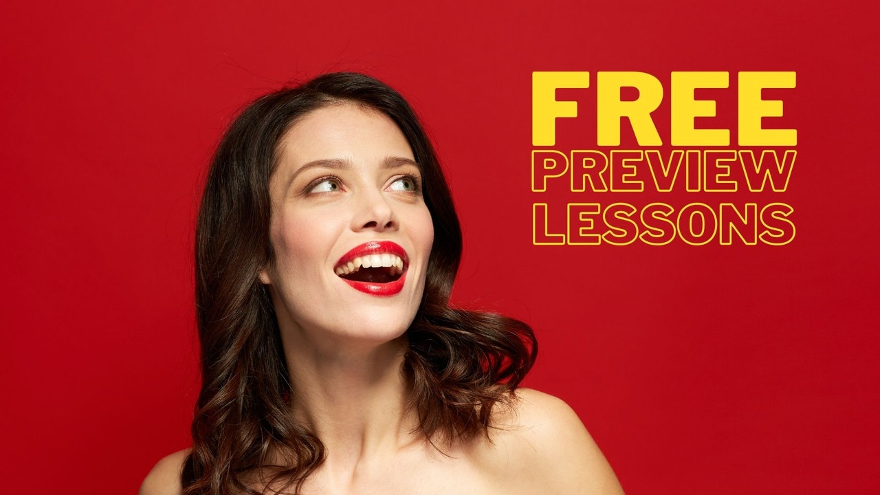 Free preview lessons