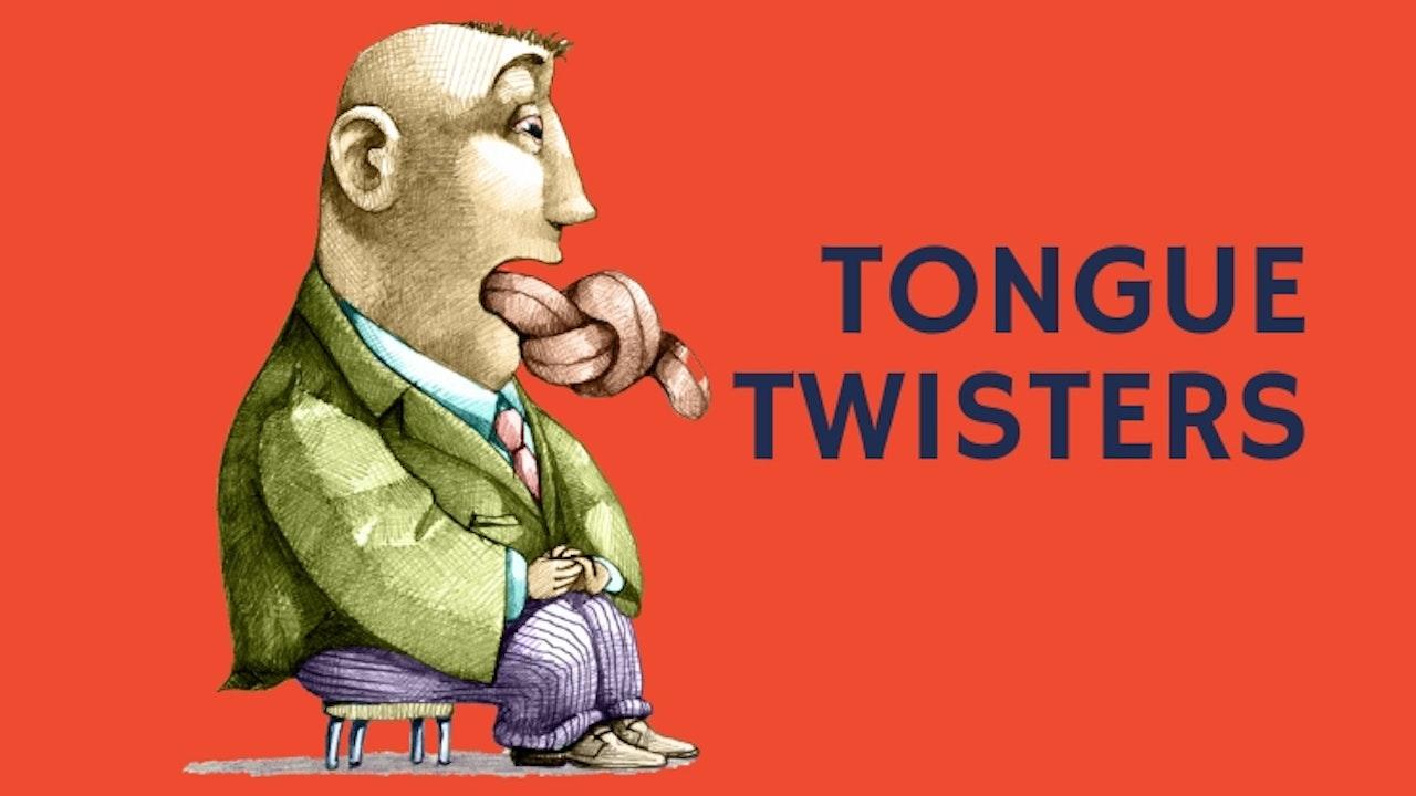 Tongue twisters | Pronunciation
