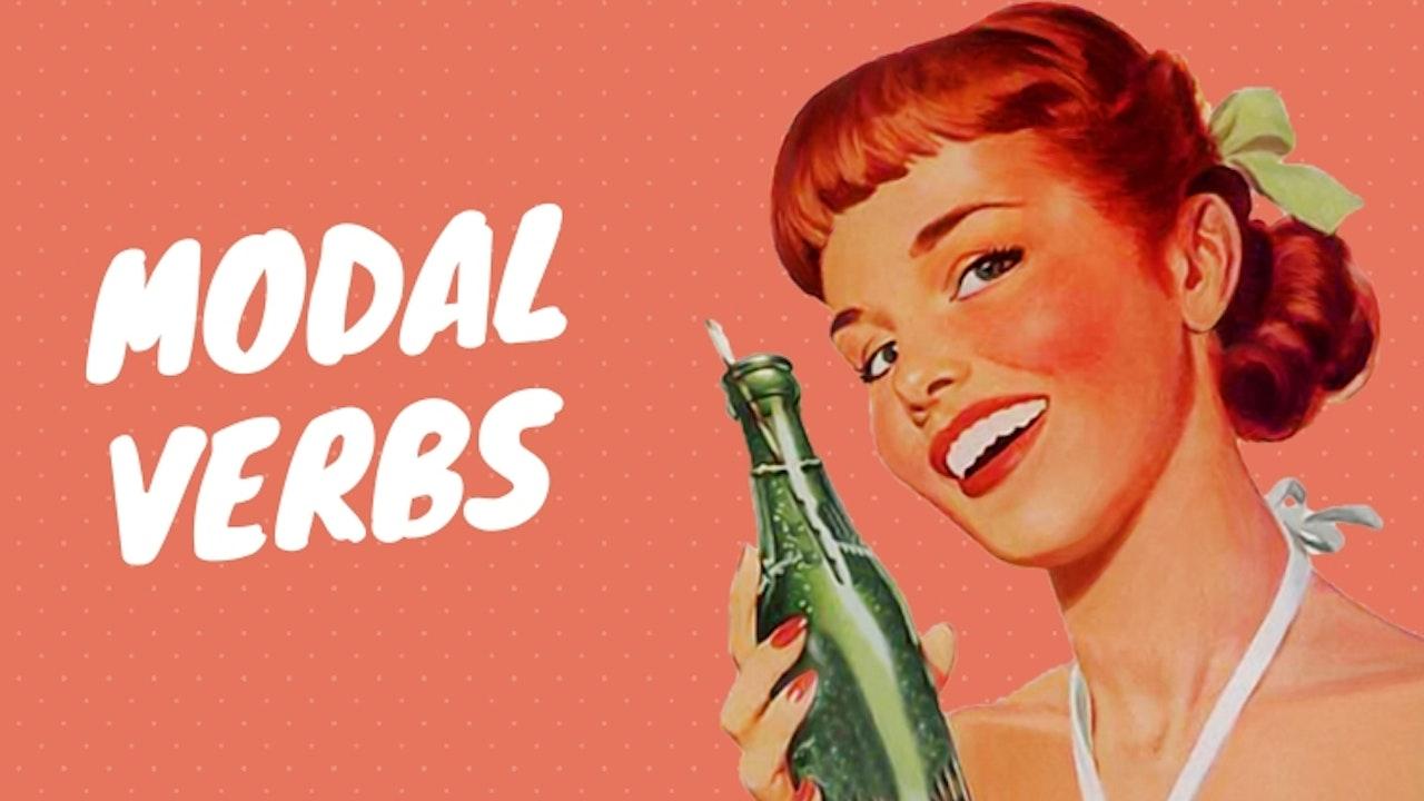 Intermediate grammar | Modal verbs
