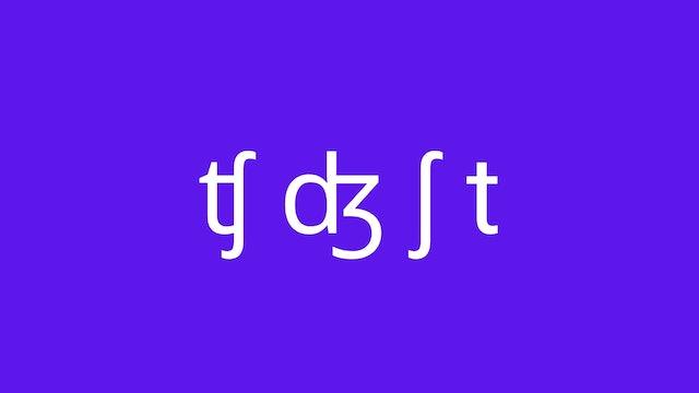 Consonants 19