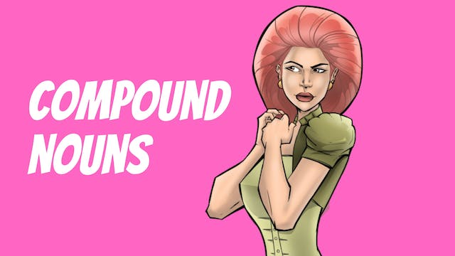 Compound nouns | Grammar