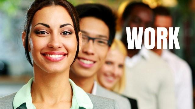 Advanced vocabulary | Work