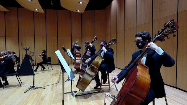 ASO S2104.03 Dimitri Shostakovich: Chamber Symphony Op. 110a (arr. R. Barshai)