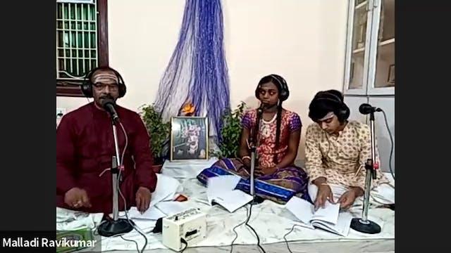 Shri patimiha - Kambhodhi - Narayana Teertha