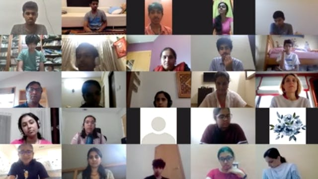 Manodharma Session - Raga Anandabhairavi