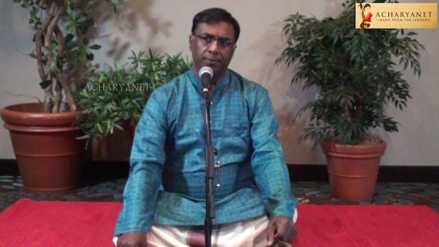 Seeta kalyana – Kuranji – Khanda chapu – Thyagaraja