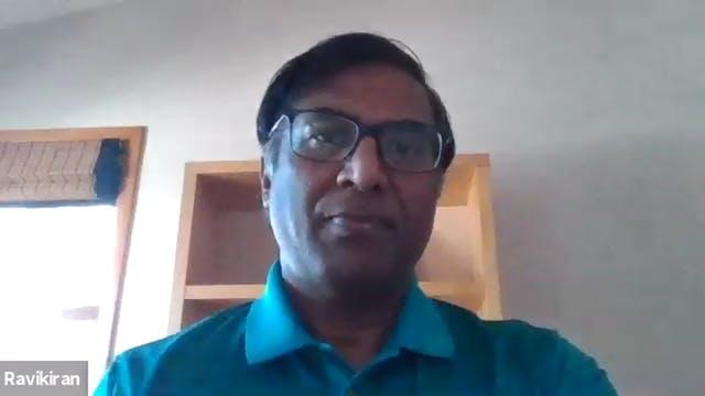 Manodharma Session - Raga Kharaharapriya Part 1