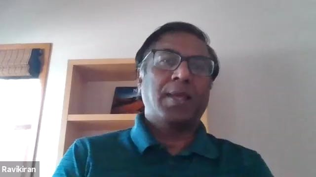 Manodharma Session - Raga Kharaharapriya Part 2