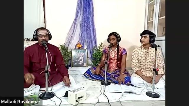 Sakshat madana - Anandabhairavi - Narayana Teertha