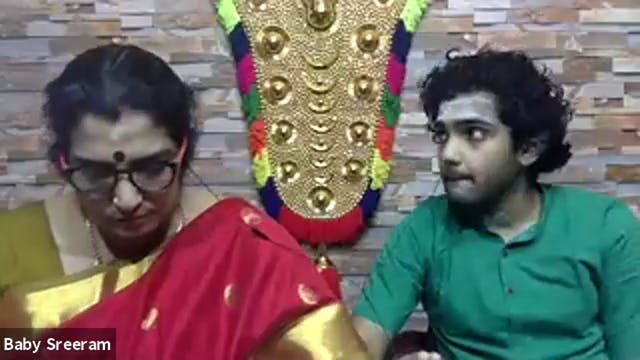 Andolika Vahane - Anandabhairavi - Sw...