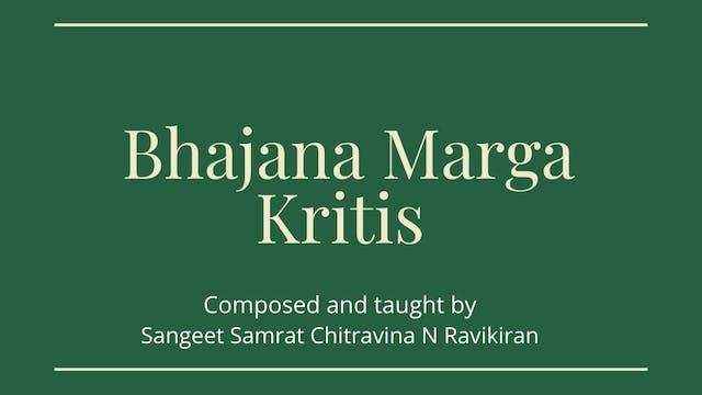 Bhajana Marga Kritis Part 2-Chitravina N Ravikiran