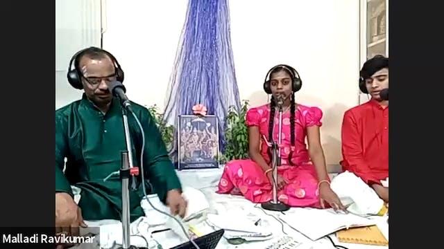 Pavana rama nama - Kapi - Bhadrachala Ramadasa