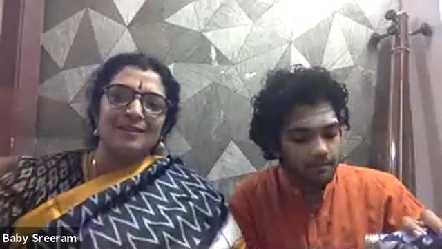 Mamava jagadeeswara - Saraswathimanoh...