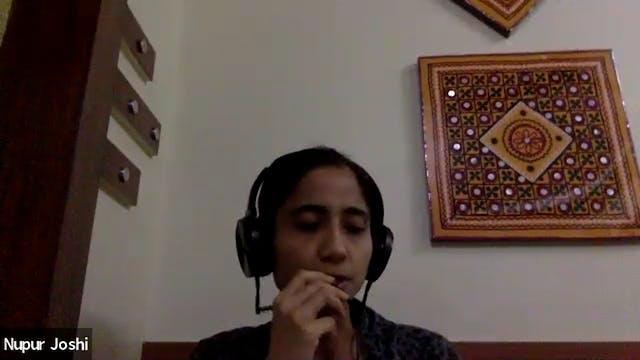 Manodharma Session - Raga Kalyani - Part 2