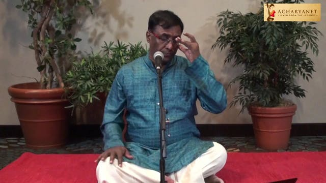 Kalyaname – Punnagavarali – Khanda Chapu – Chitravina Ravikiran