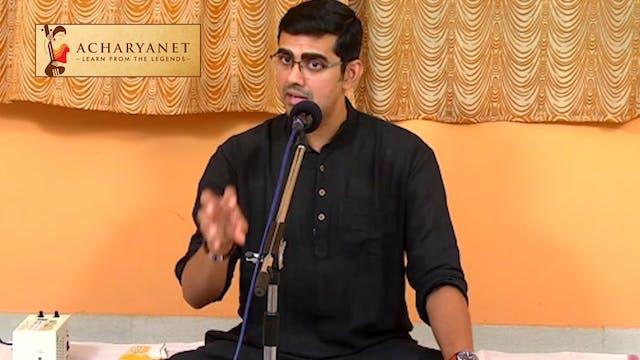 Song from Silapaddikaram - Shuddhasaveri