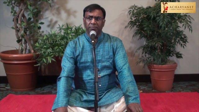 Tirumaname – Ragamalika – Adi – Chitravina Ravikiran