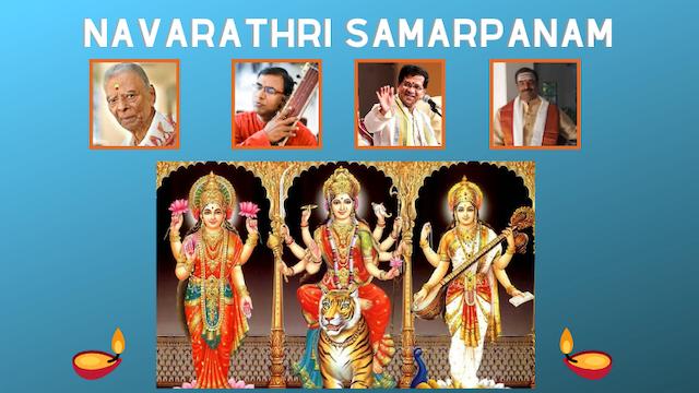 Devi Samarpanam - 9 Devi Songs for Navaratri