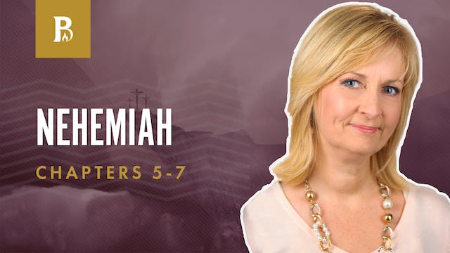 The People and the City; Nehemiah 5-7