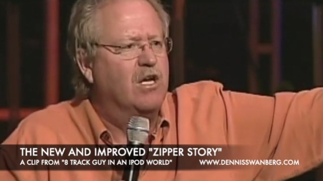 The New and Improved Zipper Story