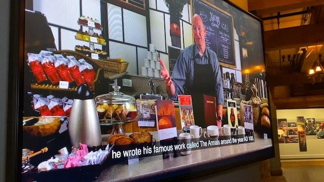 Doors, Evangelism, and Coffee Beans: Behind-the-scenes Ark Tour