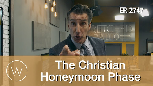 The Christian Honeymoon Phase