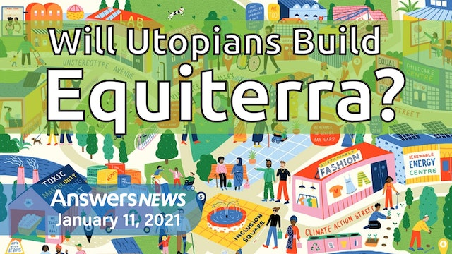 1/11 Will Utopians Build Equiterra?