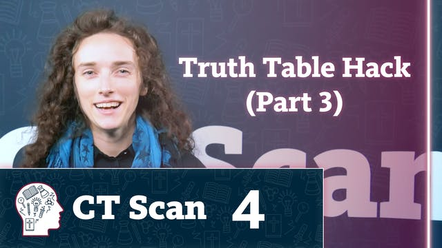 Truth Table Hack (Part 3)