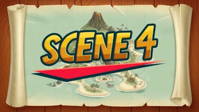 Mystery Island Drama: Scene 4
