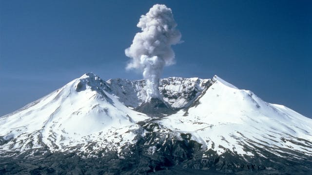 40th Anniversary of the Mt. St. Helen...