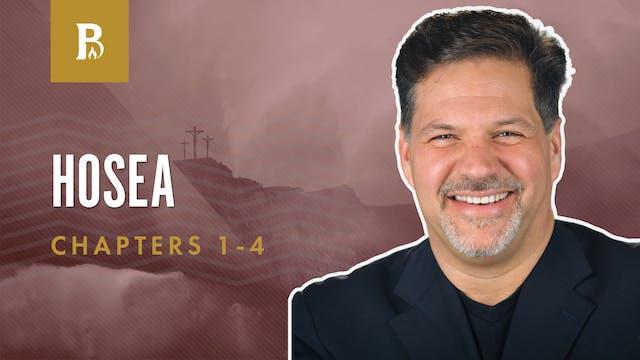 A Message Through Marriage; Hosea 1-4